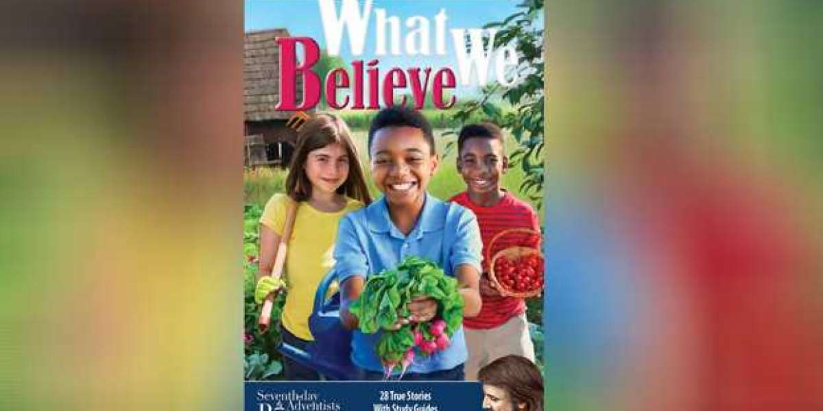 Guide Magazine Publishes a Story-based Adventist Fundamental Beliefs Book