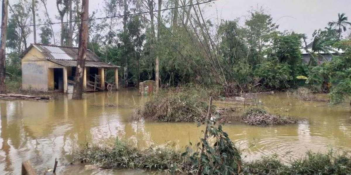 ADRA Responds as Five Tropical Storms Hit Southeast Asia