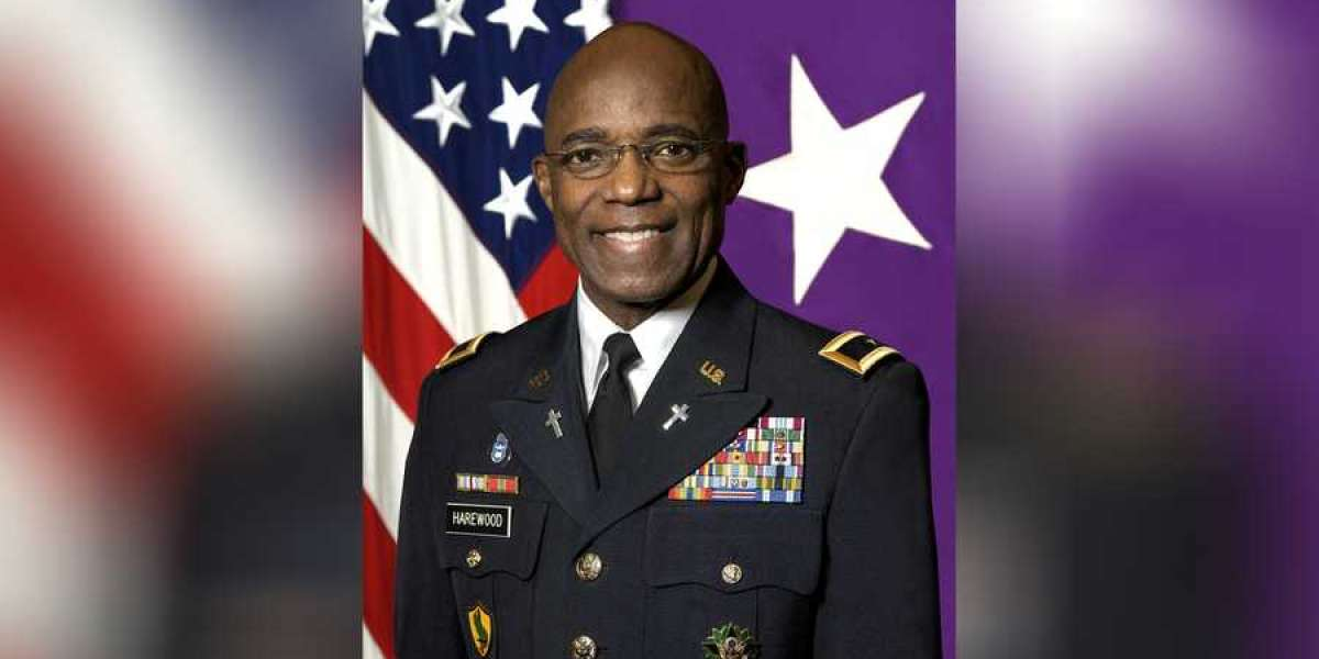 Historic Promotion Makes Chaplain Andrew Harewood First Adventist and African-American General in US Army Reserve